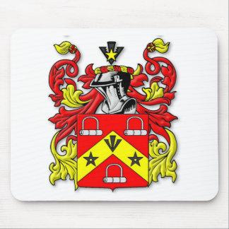 Escudo de armas de Kirkwood Mouse Pads