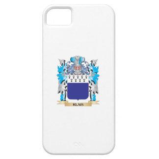 Escudo de armas de Klais - escudo de la familia iPhone 5 Case-Mate Carcasas