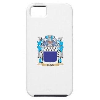 Escudo de armas de Klais - escudo de la familia iPhone 5 Cobertura