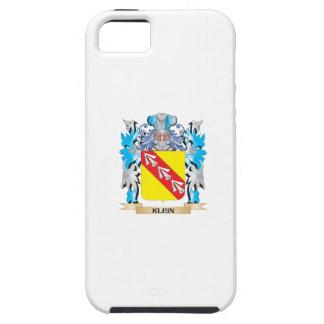 Escudo de armas de Klein - escudo de la familia iPhone 5 Case-Mate Coberturas