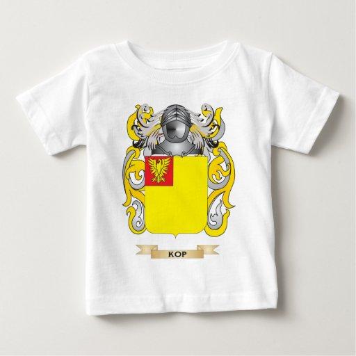 Escudo de armas de Kop (escudo de la familia) Tshirts