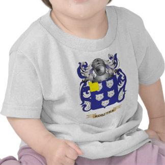 Escudo de armas de Kosztka (escudo de la familia) Camisetas