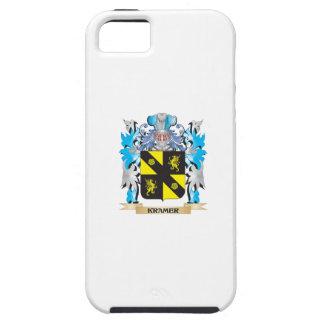 Escudo de armas de Kramer - escudo de la familia iPhone 5 Protector