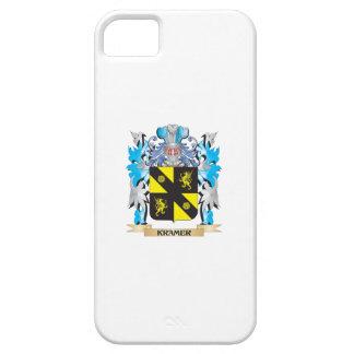 Escudo de armas de Kramer - escudo de la familia iPhone 5 Coberturas
