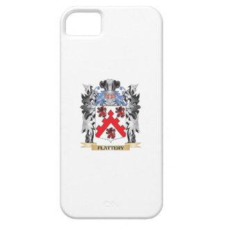 Escudo de armas de la adulación - escudo de la funda para iPhone 5 barely there