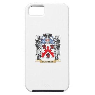 Escudo de armas de la adulación - escudo de la iPhone 5 carcasas