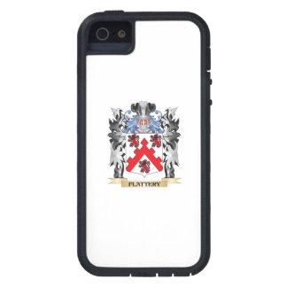 Escudo de armas de la adulación - escudo de la iPhone 5 funda