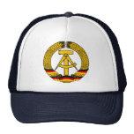 Escudo de armas de la Alemania Oriental/sello del  Gorro De Camionero