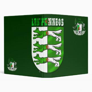 """Escudo de armas de la bandera de Les Fennecs Argel Carpeta 1"""""""