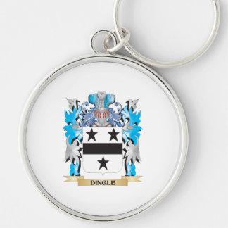 Escudo de armas de la cañada - escudo de la famili llaveros