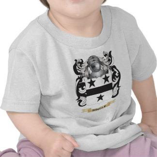 Escudo de armas de la cañada camiseta