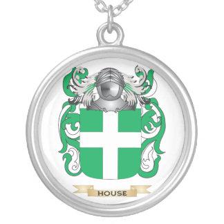Escudo de armas de la casa (escudo de la familia) colgantes personalizados