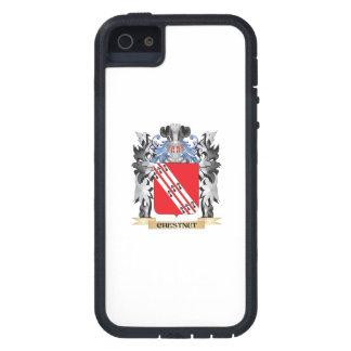 Escudo de armas de la castaña - escudo de la funda para iPhone 5 tough xtreme