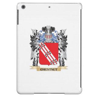 Escudo de armas de la castaña - escudo de la funda para iPad air