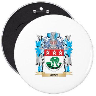 Escudo de armas de la caza - escudo de la familia