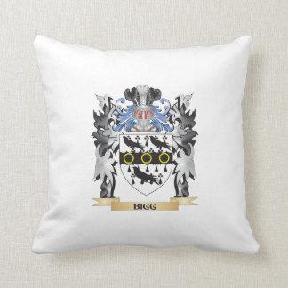 Escudo de armas de la cebada bigg - escudo de la cojines