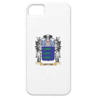 Escudo de armas de la chaveta - escudo de la iPhone 5 carcasa