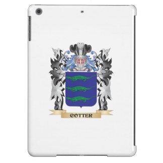 Escudo de armas de la chaveta - escudo de la funda para iPad air