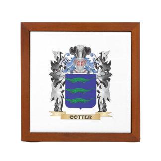 Escudo de armas de la chaveta - escudo de la