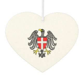 Escudo de armas de la ciudad de Viena (Wien)