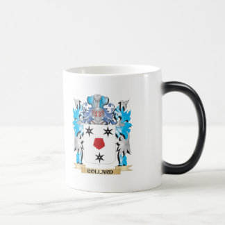 Escudo de armas de la col com n - escudo de la taza de café