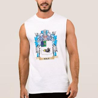 Escudo de armas de la col rizada - escudo de la camisetas sin mangas