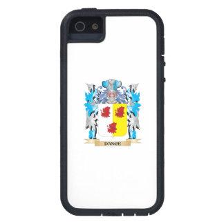 Escudo de armas de la danza - escudo de la familia iPhone 5 Case-Mate fundas