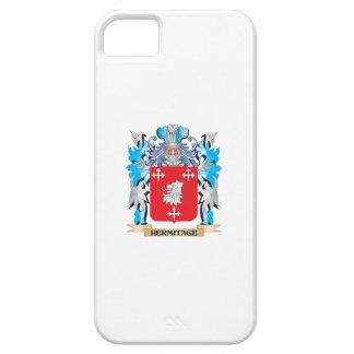 Escudo de armas de la ermita - escudo de la iPhone 5 Case-Mate carcasas