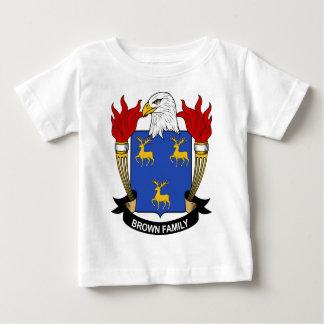 Escudo de armas de la familia de Brown Camisas