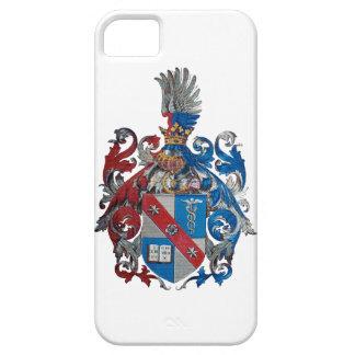 Escudo de armas de la familia de Ludwig von Mises Funda Para iPhone 5 Barely There