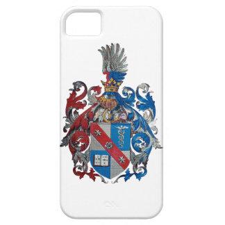 Escudo de armas de la familia de Ludwig von Mises iPhone 5 Carcasas