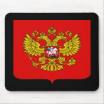 Escudo de armas de la Federación Rusa Alfombrilla De Ratón