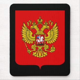 Escudo de armas de la Federación Rusa Alfombrilla De Ratones