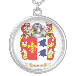 Escudo de armas de la gala (escudo de la familia) pendiente personalizado