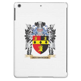 Escudo de armas de la Guarida-Broeder - escudo de Funda Para iPad Air
