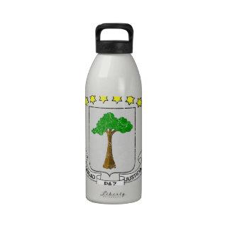 Escudo de armas de la Guinea Ecuatorial Botallas De Agua