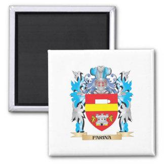 Escudo de armas de la harina de cereales - escudo