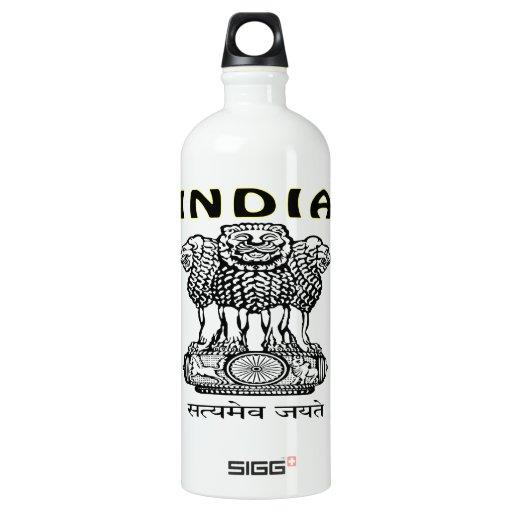 Escudo de armas de la India