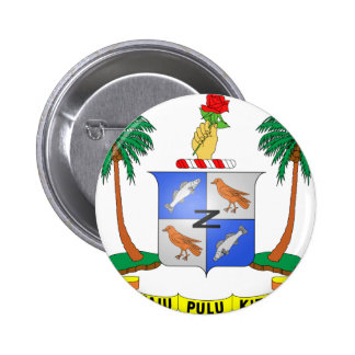Escudo de armas de la isla de Cocos Pin