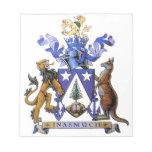 Escudo de armas de la isla de Norfolk