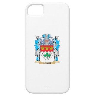 Escudo de armas de la lixiviación - escudo de la iPhone 5 Case-Mate funda