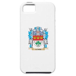 Escudo de armas de la lixiviación - escudo de la iPhone 5 carcasas