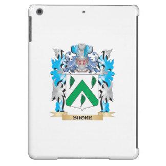 Escudo de armas de la orilla - escudo de la funda para iPad air