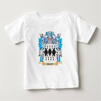 Escudo de armas de la puntilla - escudo de la t shirt