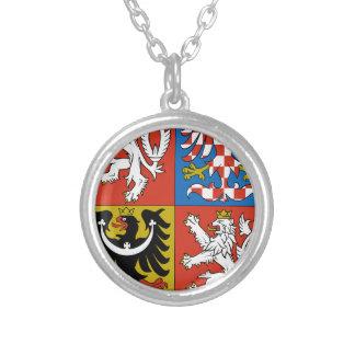 Escudo de armas de la República Checa Joyerias Personalizadas