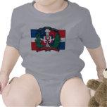 Escudo de armas de la República Dominicana Trajes De Bebé