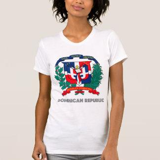 Escudo de armas de la República Dominicana Playeras