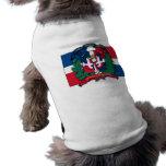 Escudo de armas de la República Dominicana Camisas De Perritos