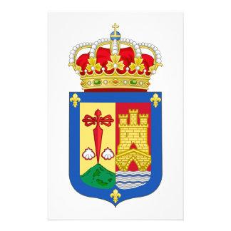 Escudo de armas de La Rioja (España) Papelería De Diseño