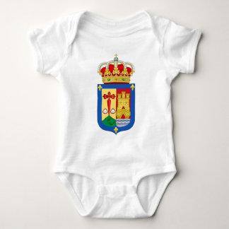 Escudo de armas de La Rioja (España) Tshirts